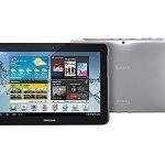 Samsung Galaxy Tab 2 SCH-I915 8GB, Wi-Fi  4G (Verizon), 10.1in – Silver