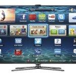 Samsung UN55ES7500 55-Inch 1080p 240Hz 3D Slim LED HDTV (Black) (2012 Model)